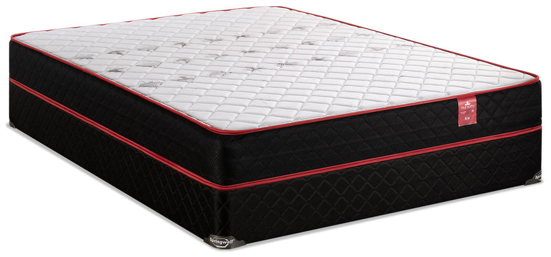 Springwall True North Erie Full Mattress Set|Ensemble matelas True North Erie de Springwall pour lit double