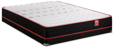 Springwall True North Erie Low-Profile Queen Mattress Set|Ensemble matelas à profil bas True North Erie de Springwall pour grand lit|TNERILQP
