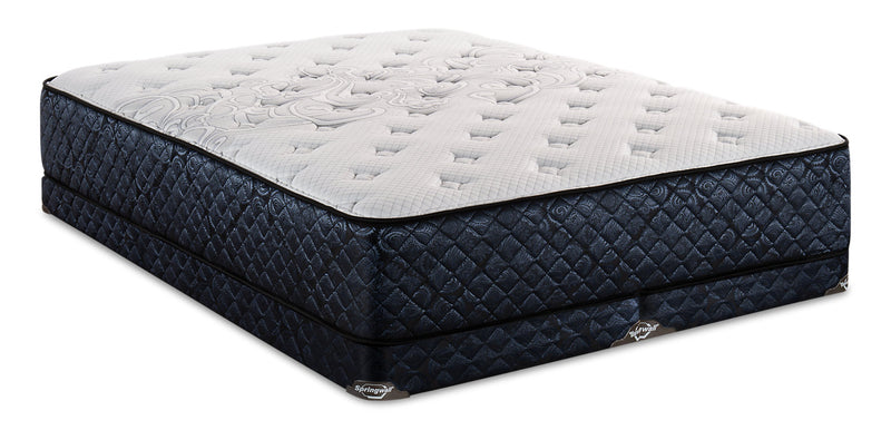 Springwall Tofino Low-Profile King Mattress Set|Ensemble matelas à profil bas Tofino Springwall pour très grand lit