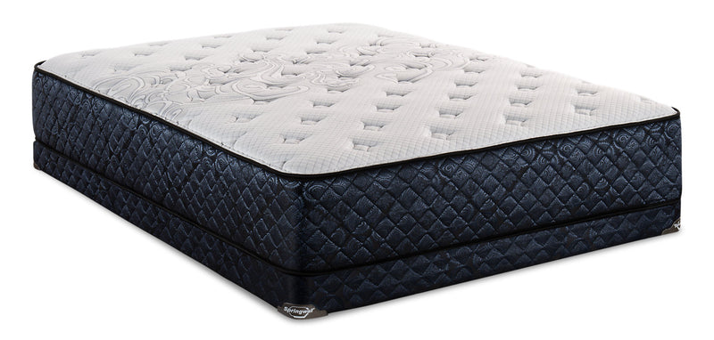 Springwall Tofino Low-Profile Queen Mattress Set|Ensemble matelas à profil bas Tofino Springwall pour grand lit