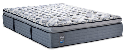 Sealy Posturepedic Crown Terrace Way Pillowtop King Mattress|Matelas à plateau-coussin Terrace Way PosturepedicMD Crown de Sealy pour très grand lit|TRCWAYKM