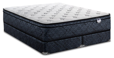 Springwall Trevi Eurotop King Mattress Set