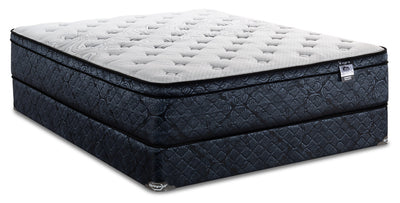 Springwall Trevi Eurotop Twin Mattress Set