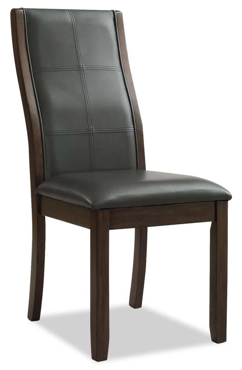Tyler Dining Chair - Grey - {Retro} style Dining Chair