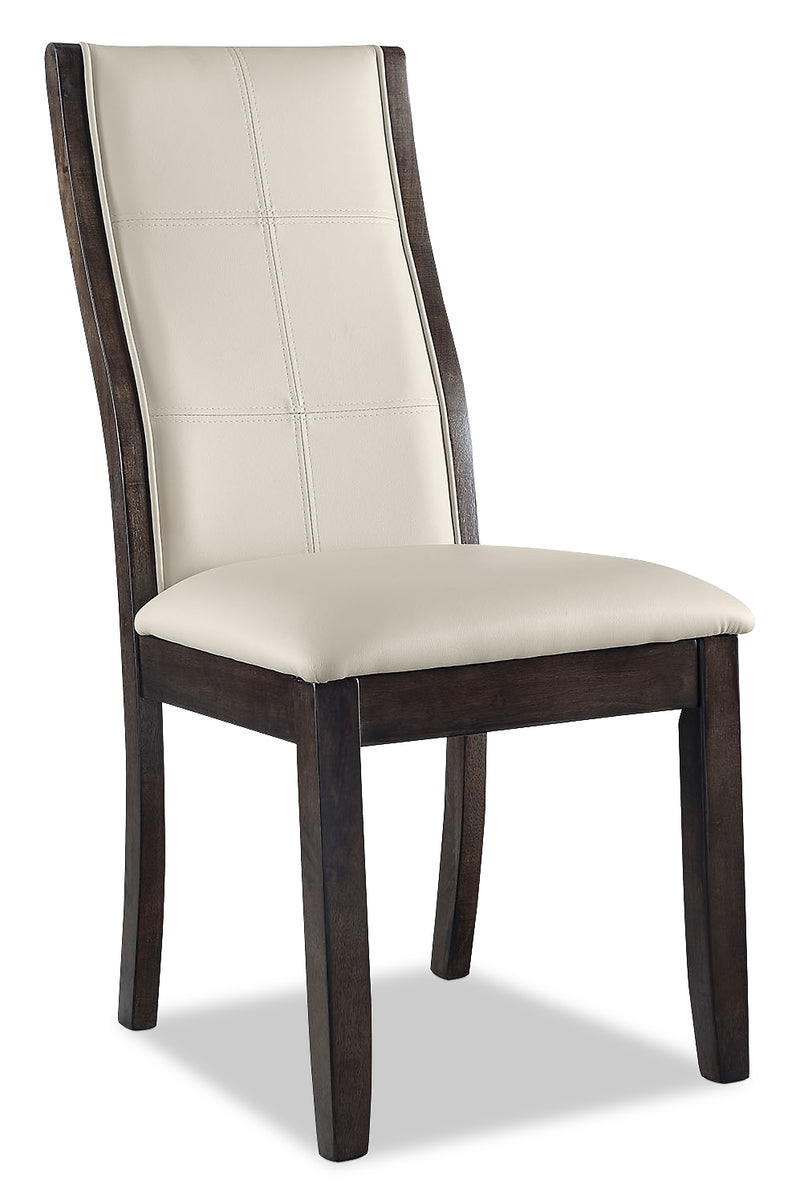 Tyler Dining Chair – Taupe|Chaise de salle à manger Tyler - taupe|TYL2TDSC