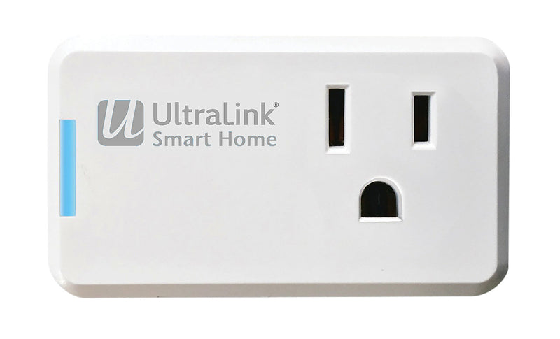 UltraLink Smart Home Slim Smart Plug – USHSWP|Prise intelligente mince UltraLinkMD Smart Home – USHSWP