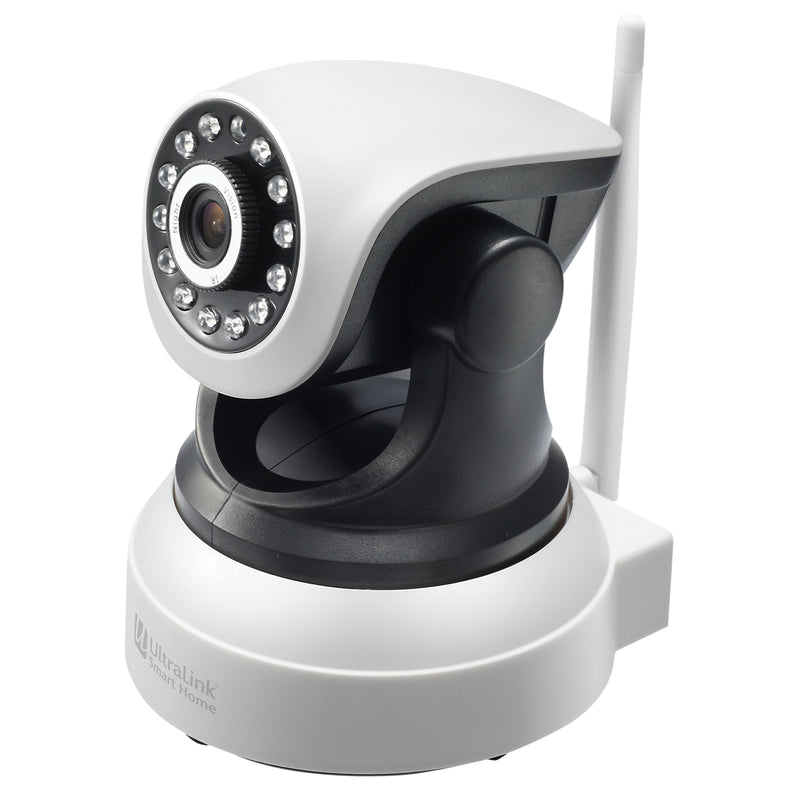 UltraLink HD Pan and Tilt Wi-Fi Camera – USHWC|Caméra Wi-Fi HD UltraLinkMD avec fonctions inclinaison et panoramique – USHPB1