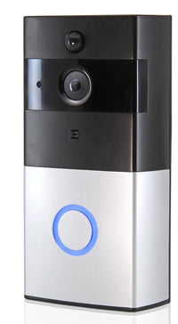Ultralink 720p Smart Home Full-Colour Video Doorbell - USHWVDB