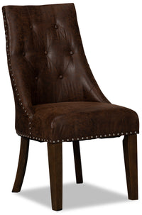 Vega Accent Dining Chair – Antique Brown