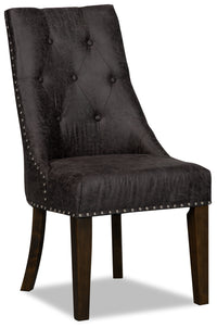 Vega Accent Dining Chair – Antique Grey