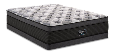 Beautyrest GL5 Vantage Eurotop Low-Profile Twin Mattress Set|Ensemble matelas à Euro-plateau à profil bas GL5 Vantage de BeautyrestMD pour lit simple|VNTAGLTP