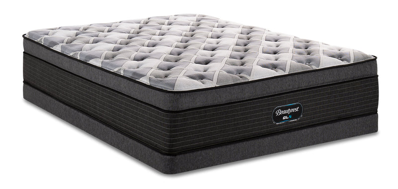 Beautyrest GL5 Vantage Eurotop Low-Profile Twin Mattress Set|Ensemble matelas à Euro-plateau à profil bas GL5 Vantage de BeautyrestMD pour lit simple