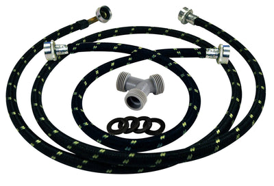 Whirlpool Premium Hose Kit for Steam Dryer - W10623830 - Dryer Hose in Other