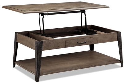 Wade Coffee Table with Lift Top|Table à café Wade avec dessus relevable|WADEXCTB