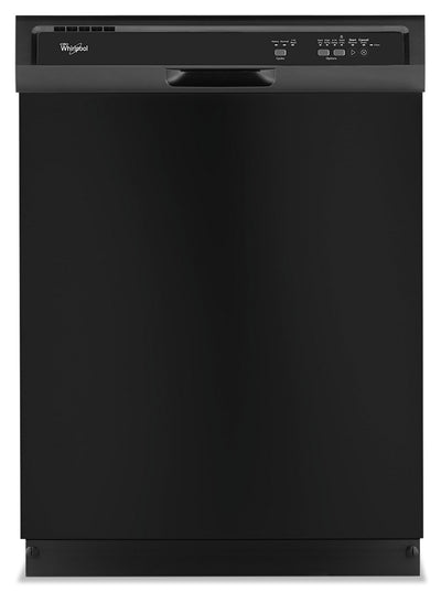 Whirlpool Heavy-Duty Tall-Tub Built-In Dishwasher - WDF330PAHB - Dishwasher in Black
