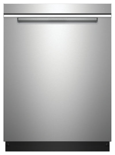 "Whirlpool 24"" Built-In Stainless Steel Tub Dishwasher – WDTA50SAHZ - Dishwasher with Child Lock in Stainless Steel"