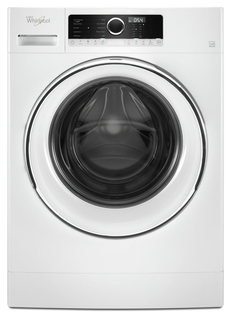 Whirlpool 2.6 Cu. Ft. Compact Washer with Detergent Dosing Aid Option - WFW5090JW - Washer in White