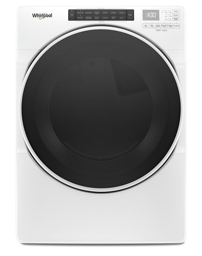 Whirlpool 7.4 Cu. Ft. Front-Load Gas Dryer with Steam – WGD6620HW