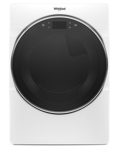Whirlpool 7.4 Cu. Ft. Front-Load Gas Dryer with Steam – WGD9620HC
