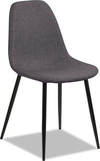 Wilma Dining Chair – Grey
