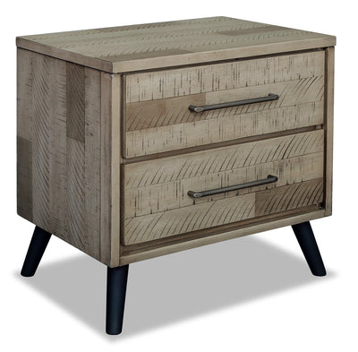 Wilson Nightstand|Table de nuit Wilson|WILSO2NS