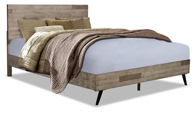 Wilson Queen Bed|Grand lit Wilson|WILSOQBD
