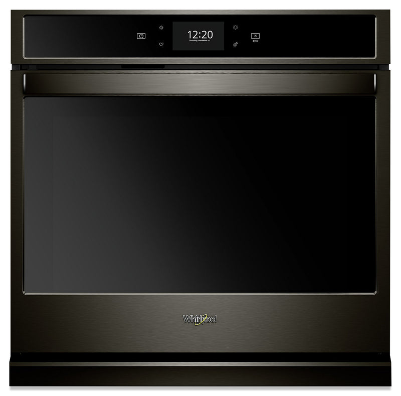 Whirlpool 4.3 Cu. Ft. Smart Single Wall Oven - WOS72EC7HV|Four mural simple intelligent Whirlpool de 4,3 pi3 - WOS72EC7HV