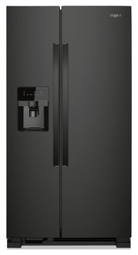 Whirlpool 25 Cu. Ft. Side-by-Side Refrigerator - WRS335SDHB