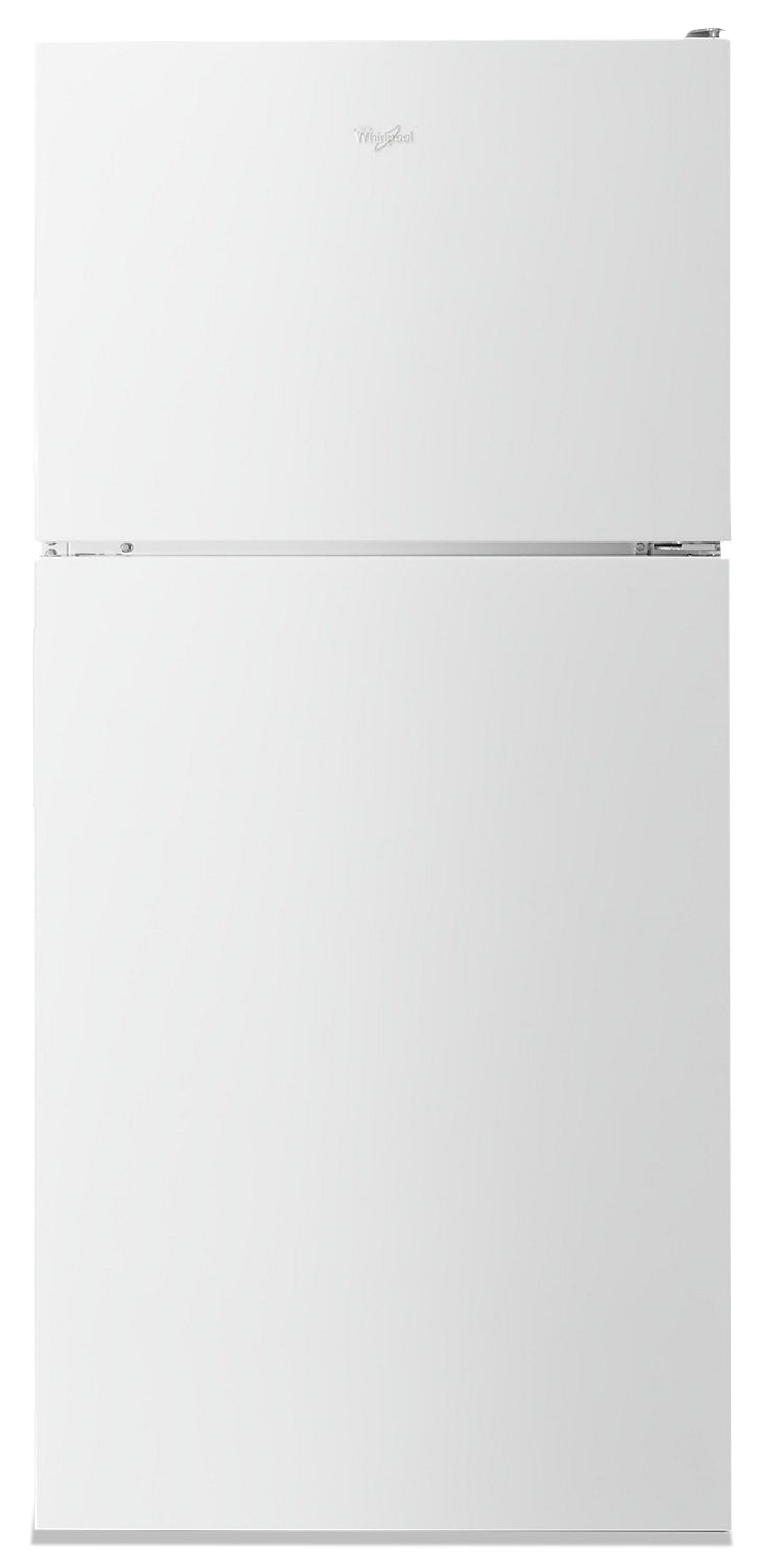 Whirlpool 18 Cu. Ft. Top Freezer Refrigerator - WRT348FMEW - Refrigerator in White