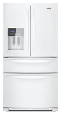 Whirlpool 25 Cu. Ft. French-Door Refrigerator - WRX735SDHW