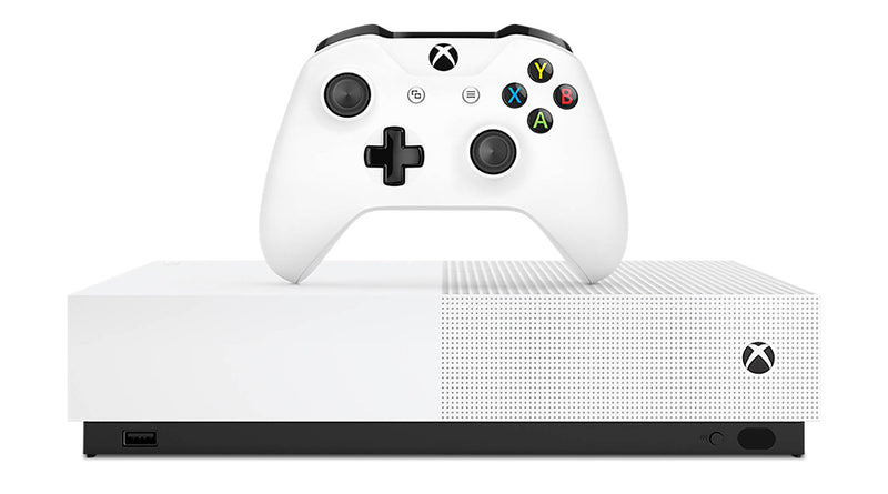 Microsoft Xbox One S All-Digital Edition Console|Console Xbox One S All-Digital Edition de Microsoft|XBOX1S3G