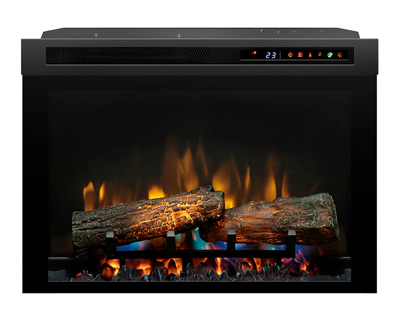 "Dimplex Multi-Fire XHD™ 26"" Plug-In Electric Fire Box - Logs