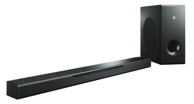Yamaha MusicCast BAR 400 Soundbar with Wireless Subwoofer and Alexa Compatibility – YAS408|Barre de son et caisson d'extrêmes graves  sans fil de Yamaha -  YAS-408|YAS408SB