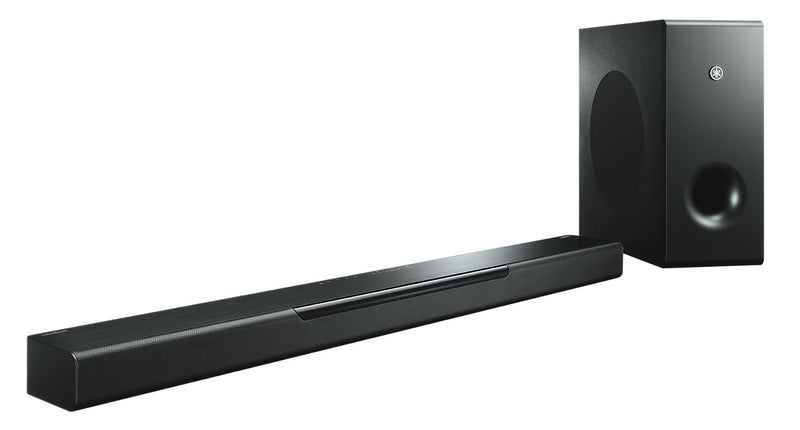 Yamaha MusicCast BAR 400 Soundbar with Wireless Subwoofer – YAS-408 | Barre de son et caisson d'extrêmes graves  sans fil de Yamaha -  YAS-408
