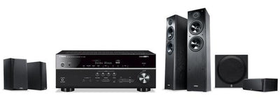 Yamaha Canada Music Home Theatre - Yamaha YHT-4850 5.1-Channel Home Theatre System