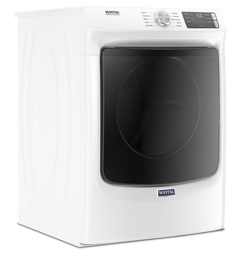 Maytag 7 3 Cu Ft Front Load Electric Dryer With Extra