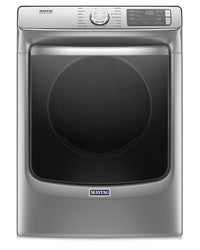 Maytag 7.3 Cu. Ft. Smart Front-Load Electric Dryer with Extra Power and Steam – YMED8630HC