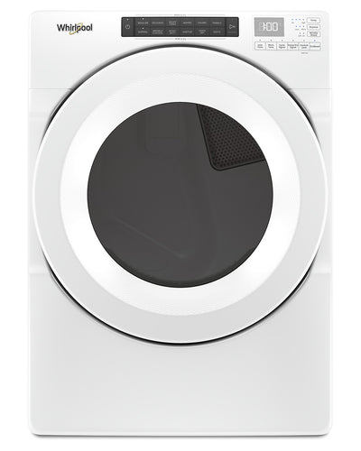 Whirlpool 7.4 Cu. Ft. Front Load Electric Dryer - YWED560LHW|Sécheuse électrique Whirlpool à chargement frontal de 7,4 p3 - YWED560LHW|YWED560W
