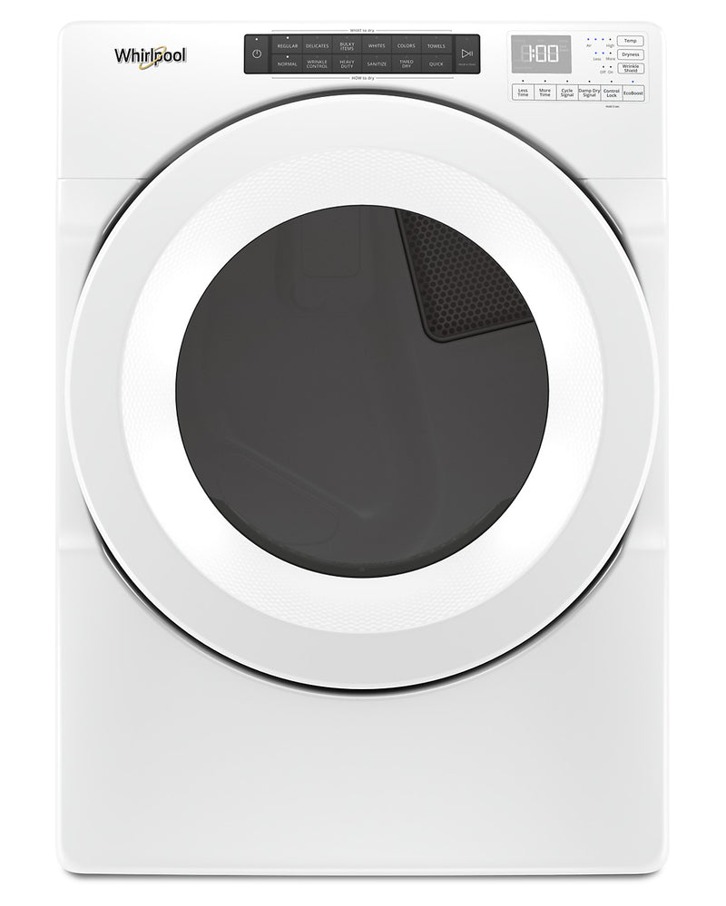 Whirlpool 7.4 Cu. Ft. Front Load Electric Dryer - YWED560LHW