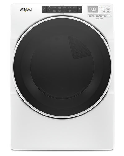Whirlpool 7.4 Cu. Ft. Front-Load Electric Dryer with Steam - YWED6620HW