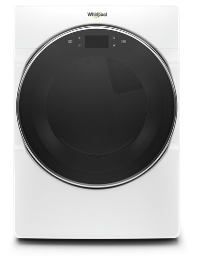 Whirlpool 7.4 Cu. Ft. Smart Front-Load Dryer - YWED9620HW