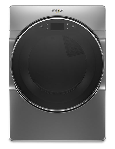 Whirlpool 7.4 Cu. Ft. Front-Load Electric Dryer with Steam – YWED9620HC|Sécheuse électrique Whirlpool chargement frontal 7,4 pi3 commandes tactiles intuitives - YWED9620HC|YWED962C