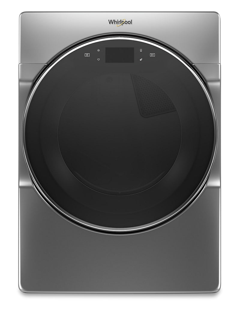 Whirlpool 7.4 Cu. Ft. Front-Load Gas Dryer with Steam – WGD9620HC | Sécheuse gaz Whirlpool chargement frontal 7,4 pi3 commandes tactiles intuitives - WGD9620HC