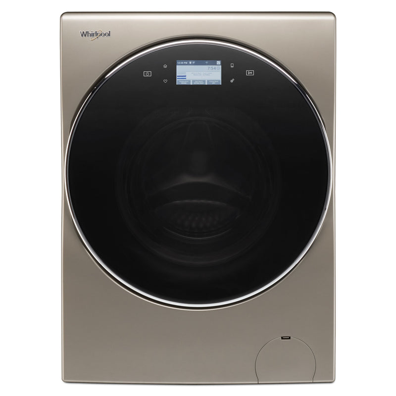 Whirlpool Ventless Smart All-In-One Washer and Dryer – YWFC8090GX|Laveuse/sécheuse intelligentes Whirlpool sans évacuation d'air - YWFC8090GX