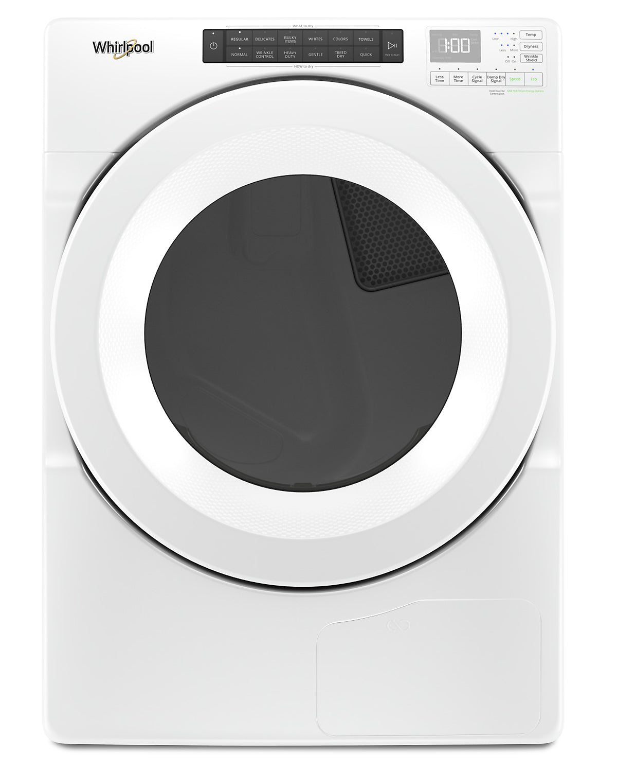 Whirlpool 7.4 Cu. Ft. Front Load Heat Pump Dryer