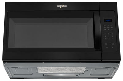 Whirlpool 1.7 Cu. Ft. Over-the-Range Microwave - YWMH31017HB