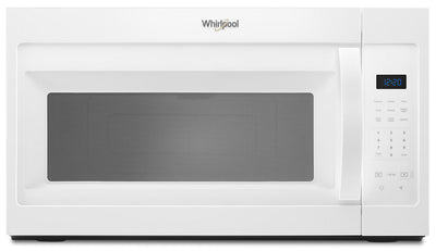 Whirlpool 1.7 Cu. Ft. Over-the-Range Microwave - YWMH31017HW - Over-the-Range Microwave in White