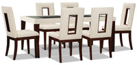 Zenoe 7-Piece Dining Package