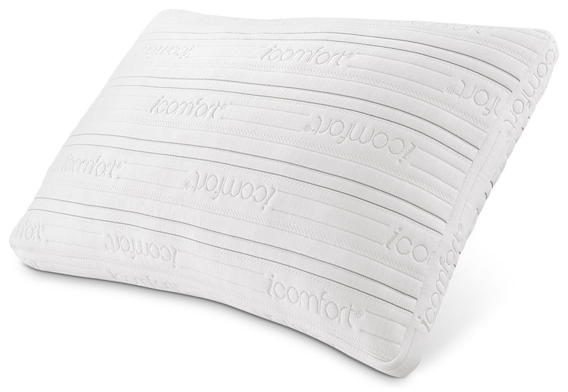 Serta Scrunch 3.0® Queen-Size Pillow|Oreiller Scrunch 3.0 de Serta pour grand lit|SCRN3PQL