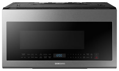 Samsung 2.1 Cu. Ft. Over The Range Microwave – ME21M706BAS/AC - Over-the-Range Microwave in Stainless Steel